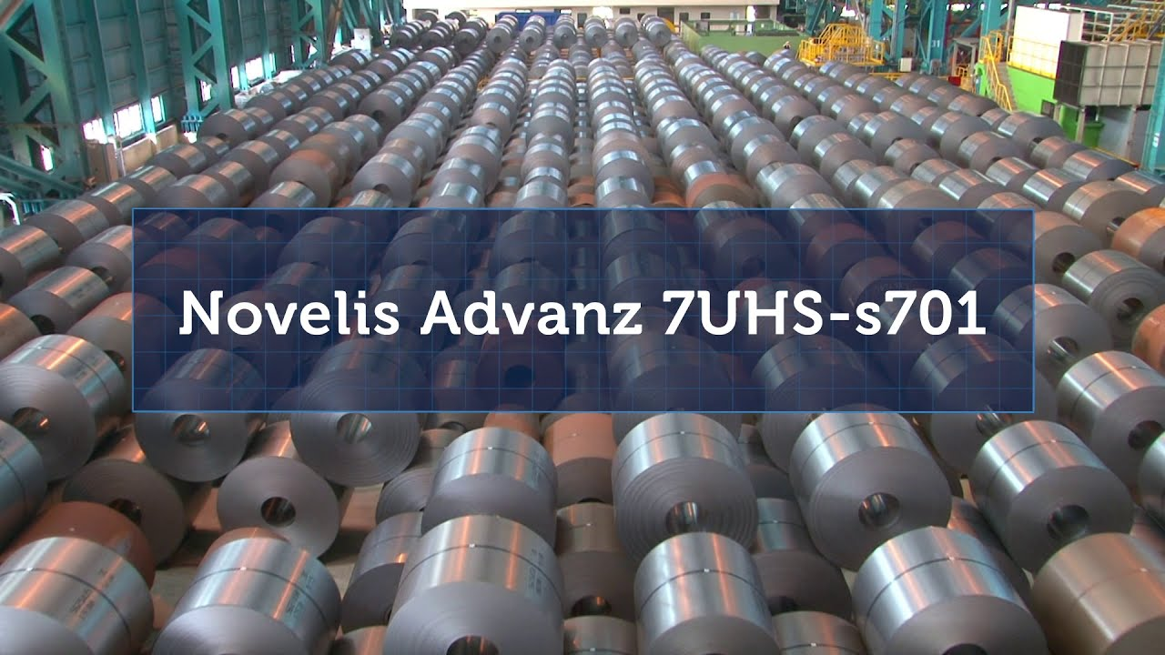 Novelis Advanz™ s701 - YouTube