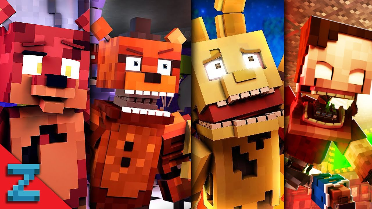 """Download """"The Foxy Song"""" Full Series 