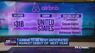 Gambar cover Airbnb set to be the most anticipated market debut of 2020