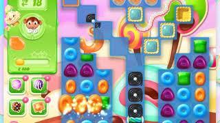 Candy Crush Jelly Saga Level 1367 ***