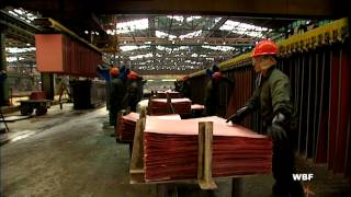 WBF - Hunger nach Rohstoffen - Kupfer aus dem größten Tagebau der Welt in Chile (Trailer)