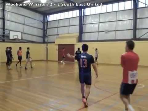 Futsal Fever - Mulgrave - Championships - Weekend Warriors V