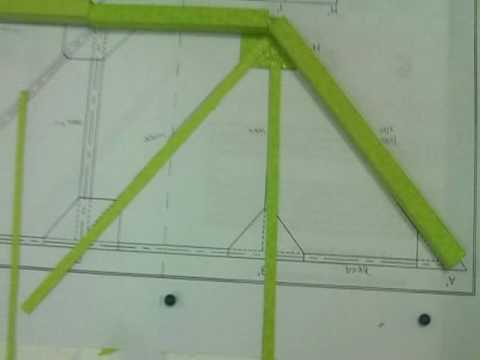 Paper Truss Bridge Building Grp Canbridge