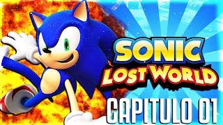 Vídeo Sonic Lost World