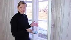 Ikkunanpesuohje