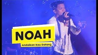 [HD] Noah - Andaikan Kau Datang (Live at INTERSPORT, Bantul Yogakarta)