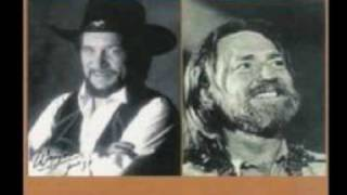 Waylon Jennings and Willie Nelson - I Could Write A Book About You