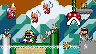 Super Mario World Revamped