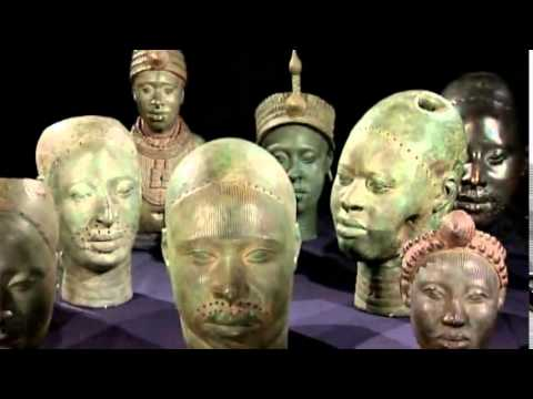 Head of an Ife King from Nigeria - Masterpieces of the British Museum PT 2