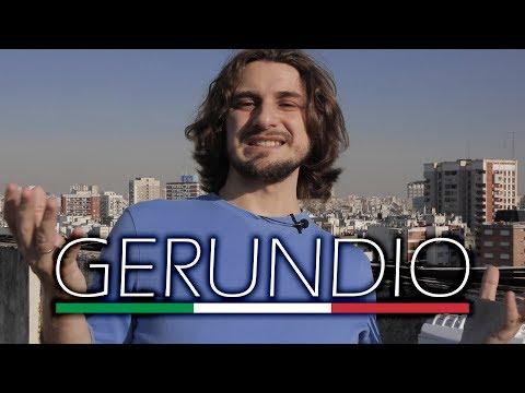 Gerundio | деепричастие в итальянском языке | итальянский язык