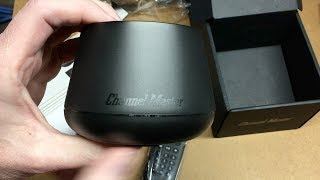 Channel Master Stream+ Android TV DVR Unboxing