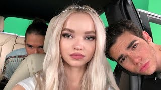 Dove Cameron And Booboo Stewart Share New Tributes To Cameron Boyce
