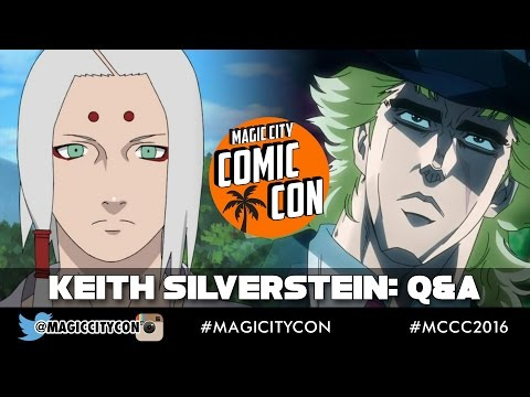 Keith Silverstein Q&A at Magic City Comic Con Jan 2016