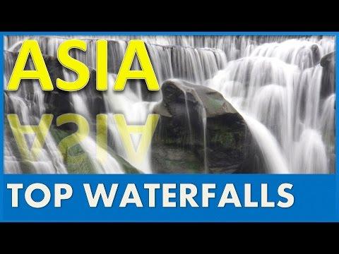 Top 10 Waterfalls in Asia