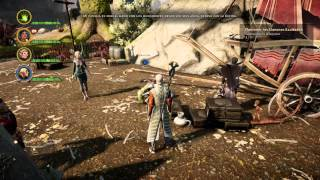 Dragon Age Inquisition - Armadura Magos Epica - Tunida Elfica Antigua