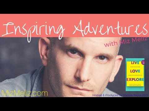 Leon Logothetis of The Kindness Diaries Shares his Compassionate Story on Inspiring Adventures
