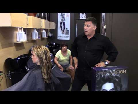 Z One Concept USA No Inhibition Age Renew Anti Aging Hair Treatment Featuring David Gulino Pt  4