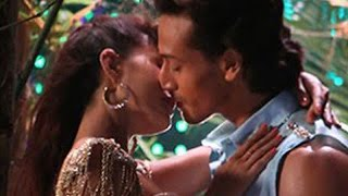 Jacqueline Fernandez & Tiger Shroff KISSED on-screen WITHOUT being asked | Bollywood News
