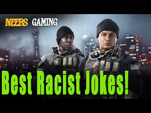 Best Racist Jokes!