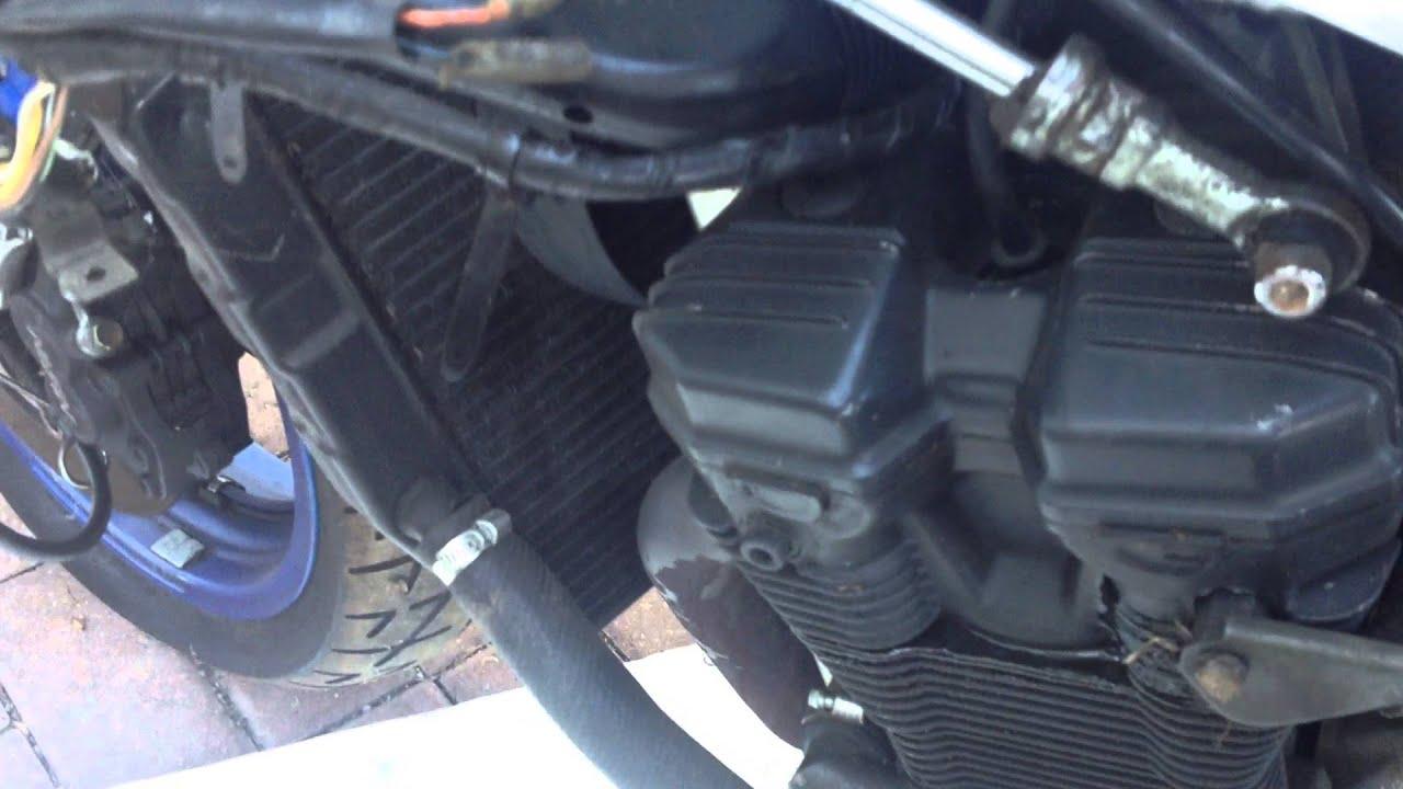 Suzuki Gsxr Engine Noise