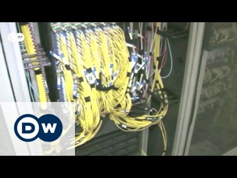 The world's biggest internet hub | Made in Germany