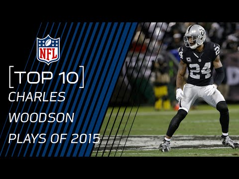 Top 10 Charles Woodson Plays of 2015 | #TopTenTuesdays | NFL