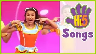 hi 5 songs   happy house more kids songs hi5 season 12