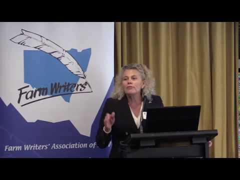 Fiona Simson, President - National Farmers Federation