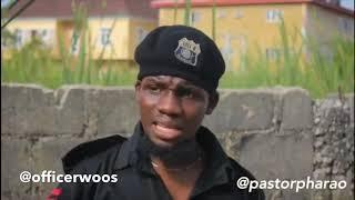 PATROL |Officer Woos | Pastor Pharao