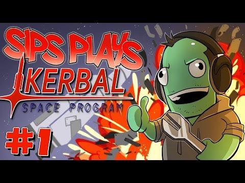 Kerbal Space Program (18/8/2015) - Part 1