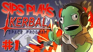 Kerbal Space Program (18/8/2015) - Part 1