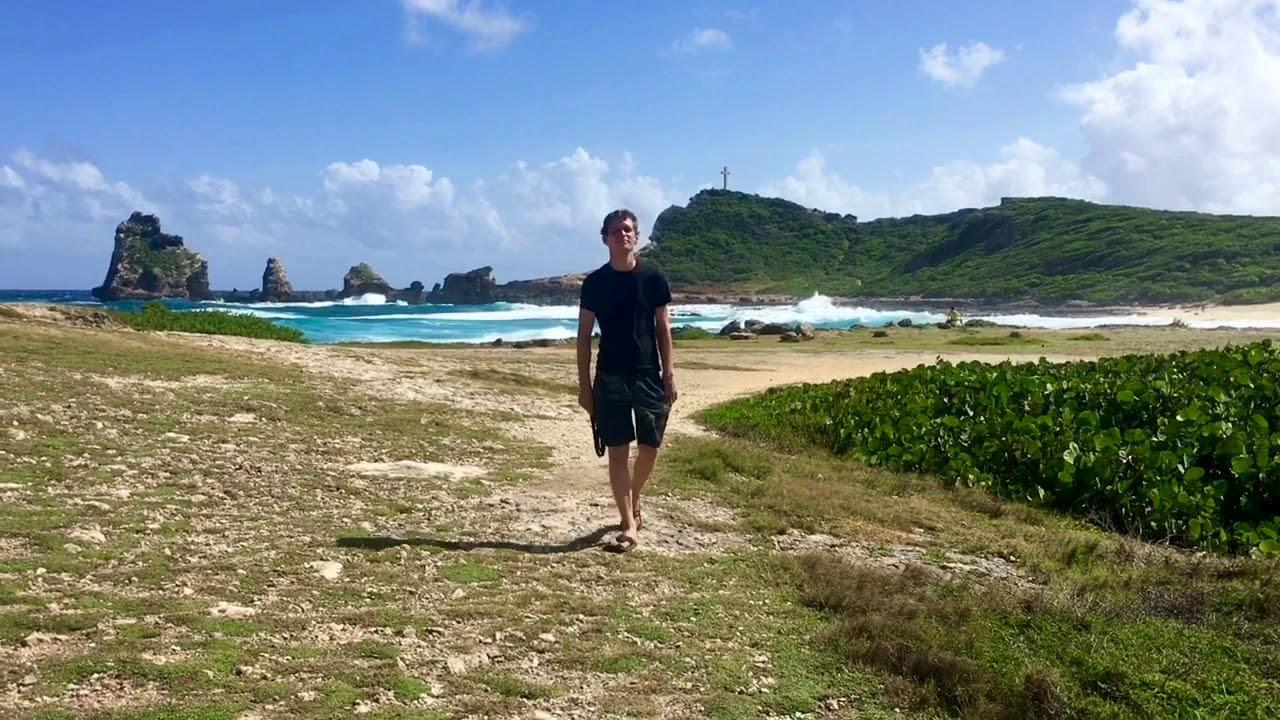 Pointe des Châteaux - Deutsche Reisen nach Guadeloupe (Trailer 3 Entdecker)