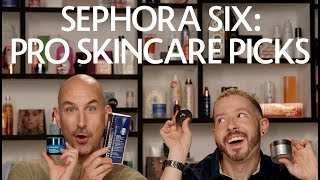 Sephora Six: PRO Skincare Favorites | Sephora