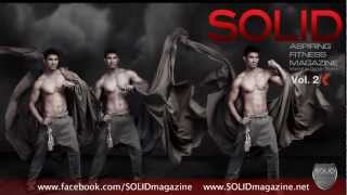Official Advertisement on air for SOLID Magazine Vol.2.mp4 Thumbnail