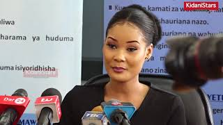Hamisa Mobeto: Wanaonitukana Instagram Wajifunze Haya