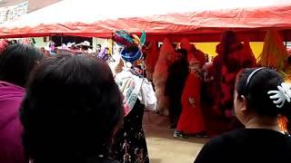 Carnaval Tenango de Doria Hgo 2015