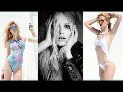 ANNA EWERS Model 2016 by Fashion Channel