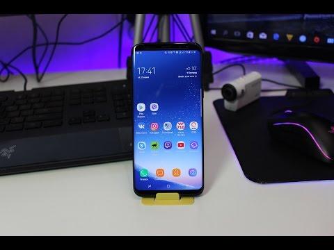 Купил Samsung Galaxy S8+ за 60 000 р