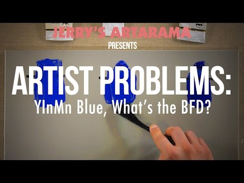 Artist Problems - YInMn Blue, What's the BFD?