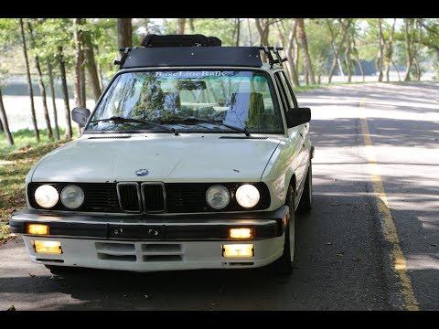 1987 BMW E28 528e | Review