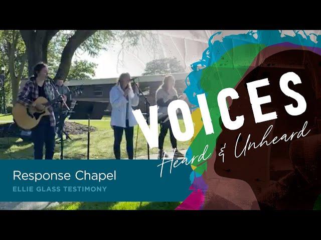 Ellie Glass Testimony | Worship Chapel