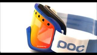 POC 2014 Iris Stripes Ski Goggle or Snowboard Goggles