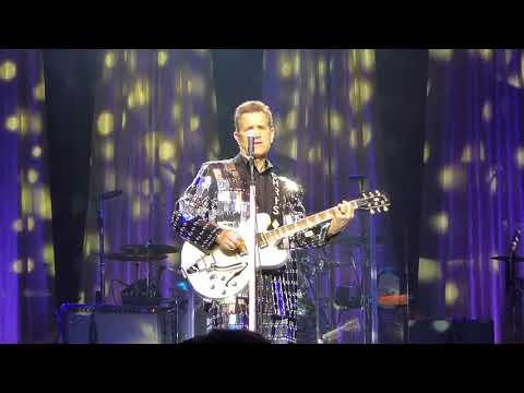Chris Isaak - Big Wide Wonderful World (Live - Mayo Arts Center Morristown NJ August 2017)