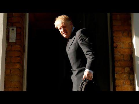 Deterioration of Boris Johnson's health is 'deeply concerning'