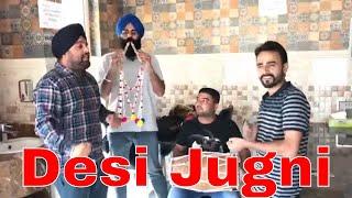 Desi Jugni | Angrej Singh | New punjabi Song | Ek Records 2018