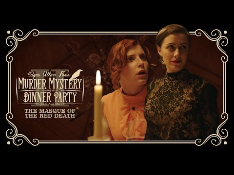 Edgar Allan Poe's Murder Mystery Dinner Party Ch. 2: The Masque of the Red Death