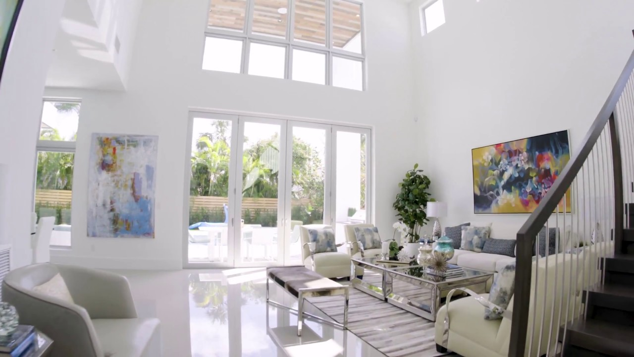 322 NE Wavecrest - Boca Raton - Contemporary Boca Beach Home - YouTube