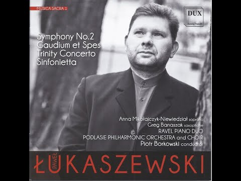 Pawel Lukaszewski - Symphony No 2, 3rd mov.