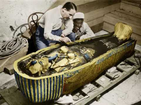 The Curse of the Pharaoh BBC Radio Drama