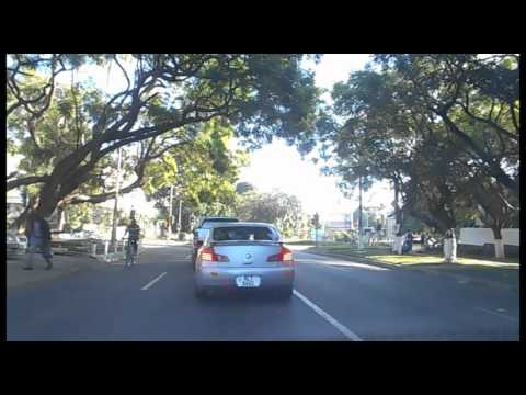 DashCam 04056 April 2016 Lusaka Zambia in a Taxi - Luis ERC Lopes
